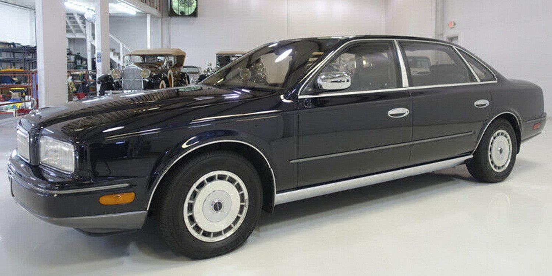 Nissan Sovereign Luxury a la venta