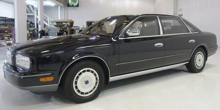 Nissan Sovereign Luxury a la venta