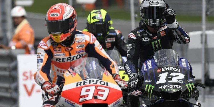 """Esteban García (Yamaha): """"Viñales podría ir muy rápido con la Honda"""""""