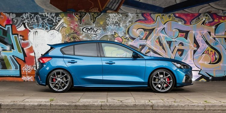Ford Focus RS 2021