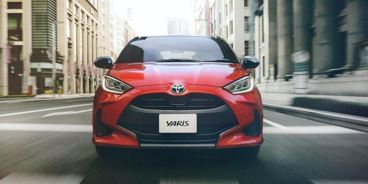 Nuevo Toyota Yaris JDM 2020