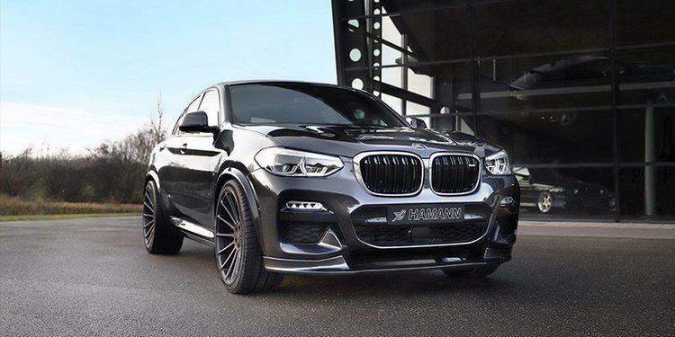 BMW X4  by Hamman