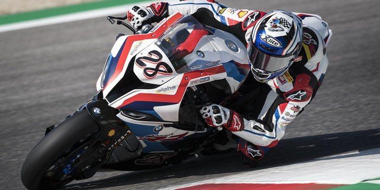 """Markus Reiterberger: """"BMW tiene una motocicleta de producción muy fuerte, probablemente la mejor"""""""