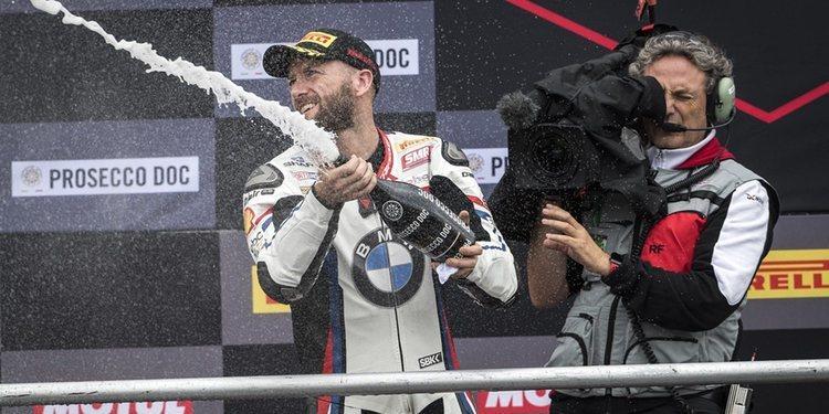 Un balance positivo para el primer año de Sykes en BMW