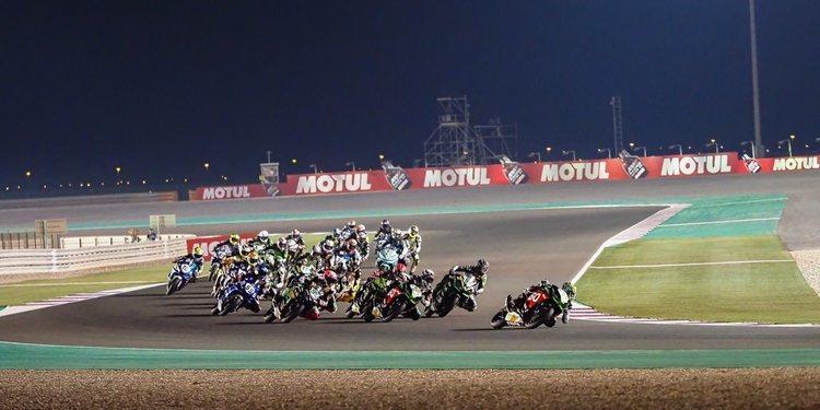 Kawasaki domina la parrilla 2020 de Supersport300