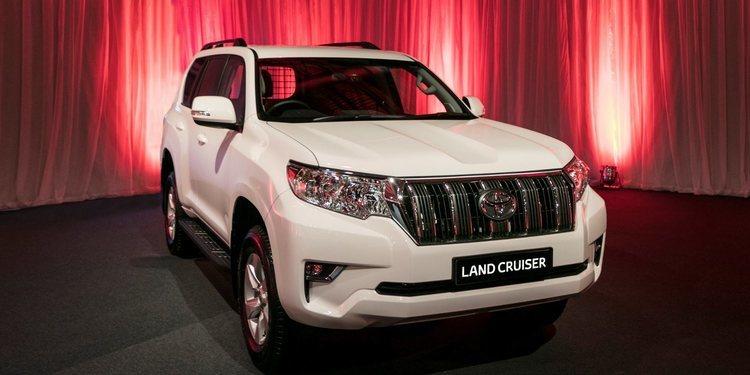 Nuevo nivel para el Toyota Land Cruiser Commercial
