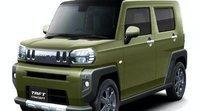 Daihatsu presentará en Tokio el Taft Concept