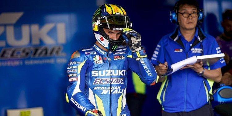 "Shinichi Sahara (Suzuki): ""Para ser honesto, esperaba más podios"""