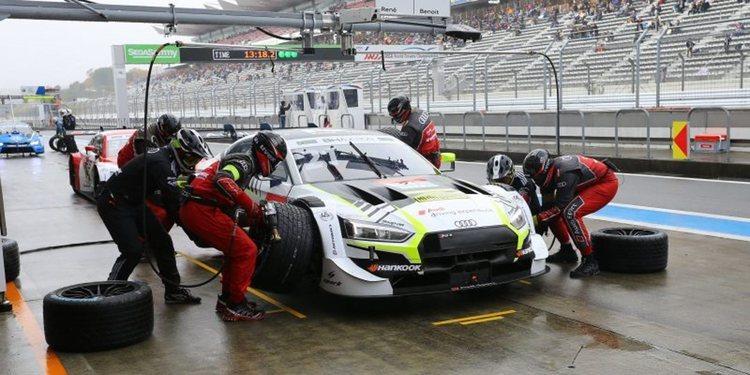 Jones y Scherer correrán con Audi WRT en 2020