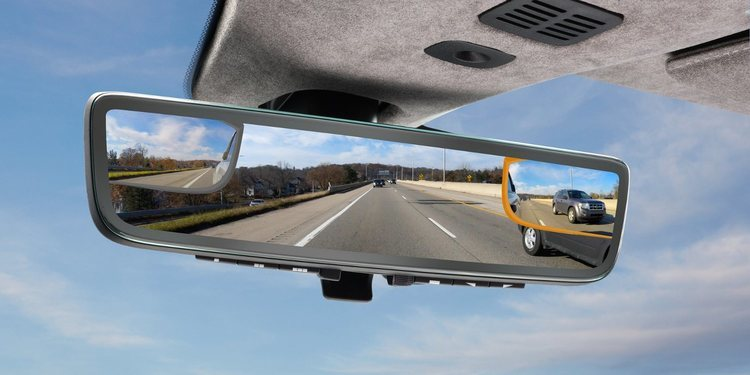 Aston Martin incorporará un retrovisor digital en el DBS Superleggera