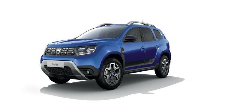 Dacia presenta nuevos modelos SE Twenty Special Edition