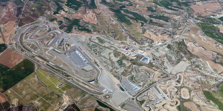 Motorland Aragón será el circuito de los test oficiales del WTCR