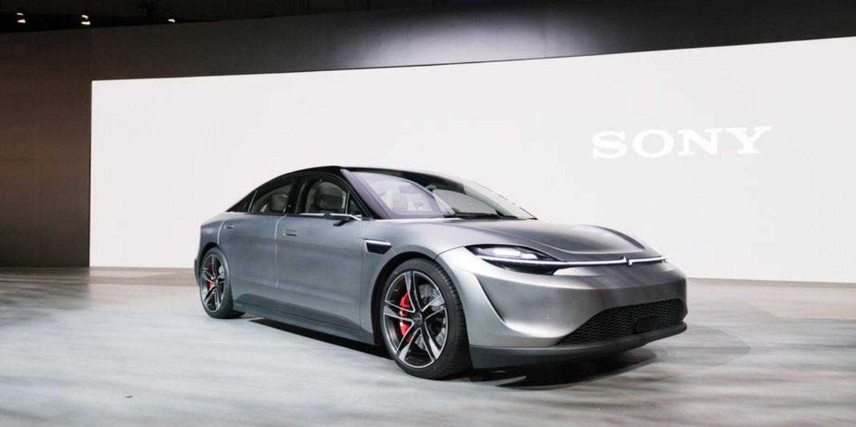 Sony presenta en el CES 2020 el Vision-S Concept