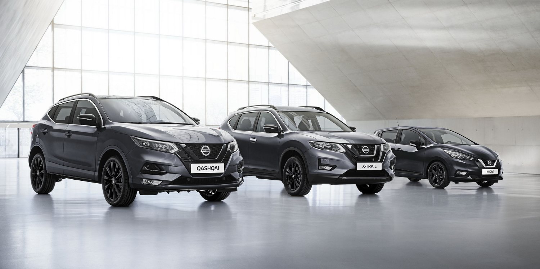 Nissan Micra, Qashqai y X-Trail N-Tec 2020