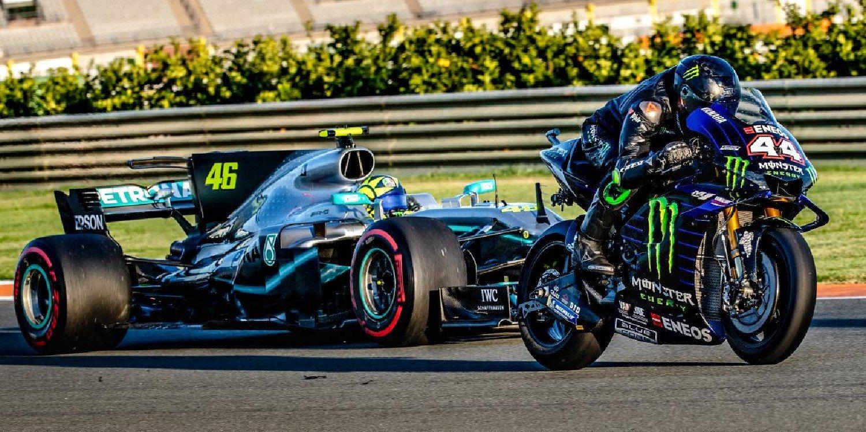 Valentino Rossi expresa las razones que le obligaron a rechazar un contrato en F1