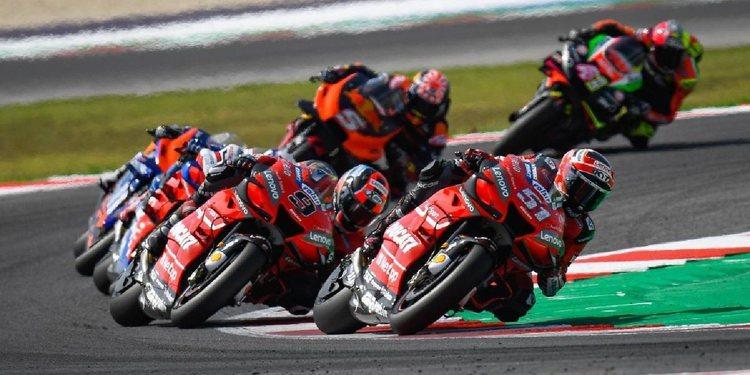 """Cal Crutchlow: """"Ducati quiere demostrar su tecnología al mundo entero"""""""
