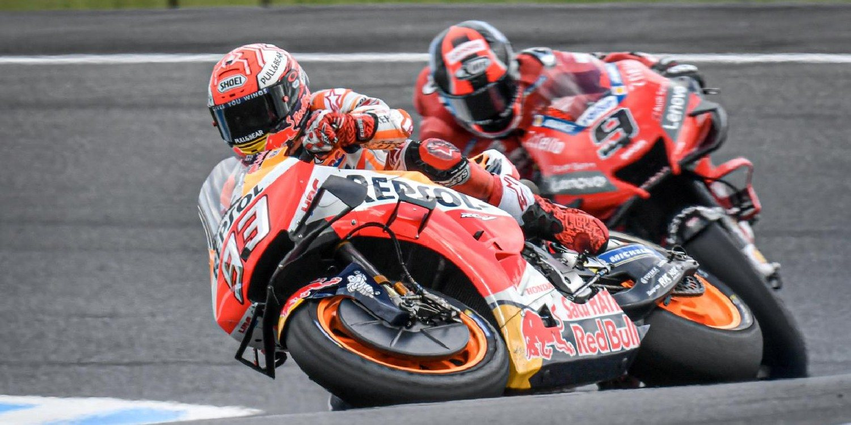 "Loris Capirossi: ""Marc Márquez es el verdadero problema de Ducati"""