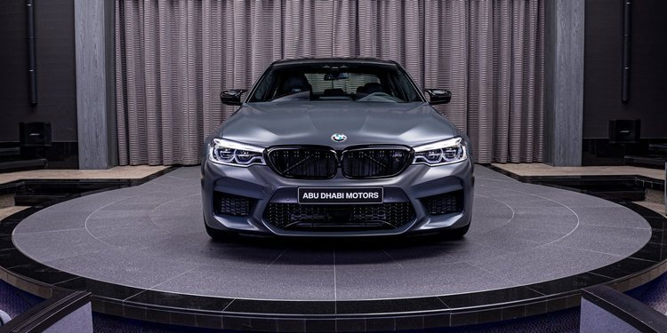 BMW M5 Edition 35 Jhare