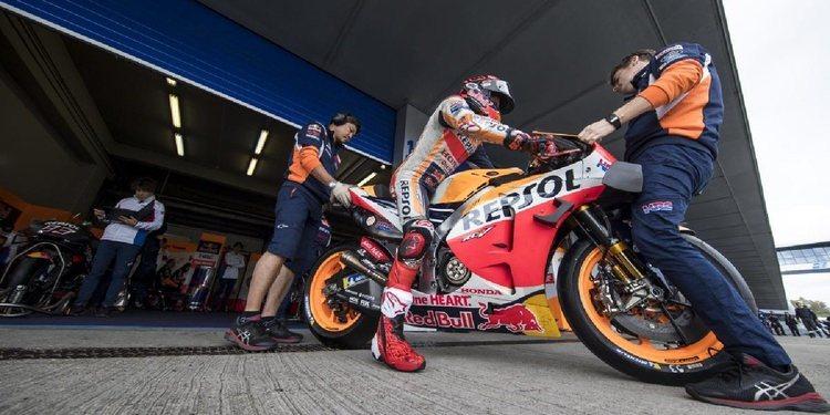 """Danilo Petrucci: """"Marc Márquez está monopolizando MotoGP"""""""