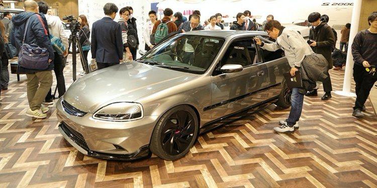 Honda Civic Cyber Night Japan Cruiser 2020