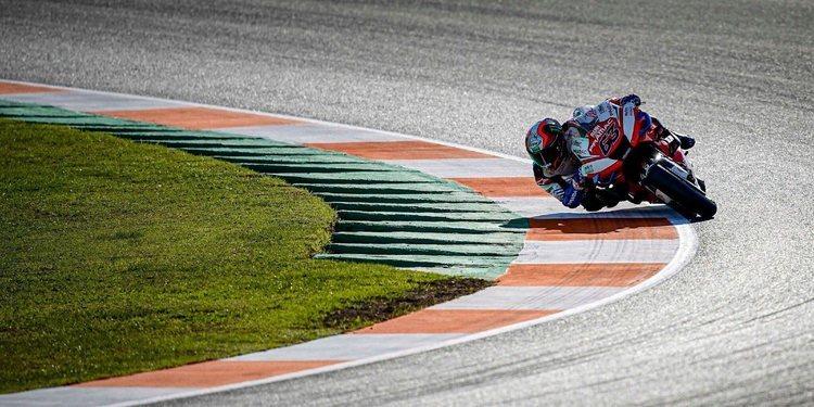 """Pecco Bagnaia: """"Daré el 120% para demostrar que merezco estar en Ducati"""""""
