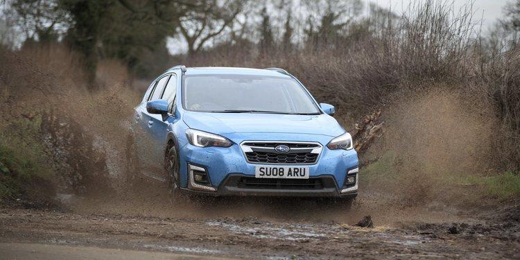El Subaru XV e-Boxer Hybrid llega a Reino Unido