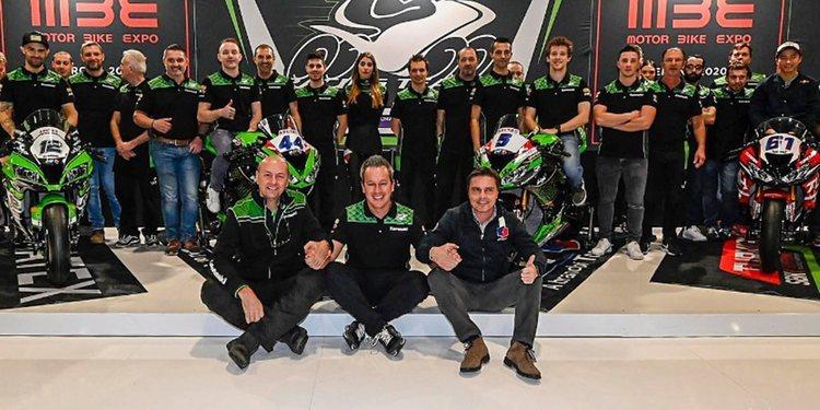 El Puccetti Racing ya ha presentado su alineación para 2020