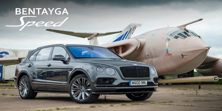 Nuevo Bentley Bentayga Speed 2020