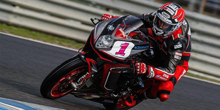 Fuligni y Krummenacher, los más rápidos en los test de Jerez