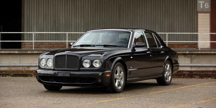 Conozca el Bentley Arnage que será vendido