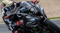 """Jonathan Rea: """"La moto funciona muy bien aquí (Montmeló)"""""""