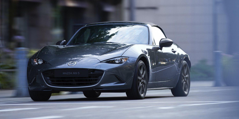 Llega el nuevo Mazda MX-5 2020