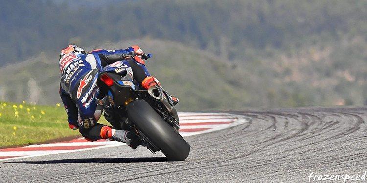 """Michael van der Mark: """"Esta moto es mucho más fácil de conducir"""""""