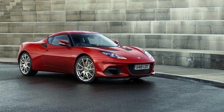 Nuevo Lotus Evora GT410
