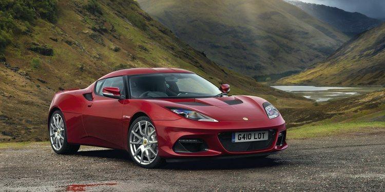 Un renovado Lotus Evora saldrá a la venta
