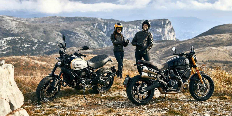 Nuevas Ducati Scrambler 1100 Pro y Sport Pro