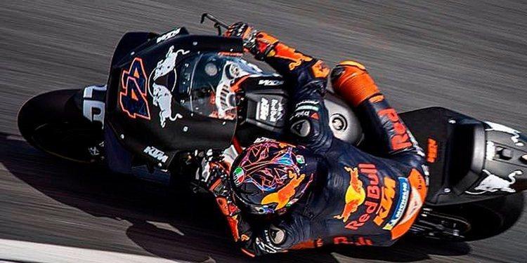 KTM cierra el Shakedown de MotoGP al frente