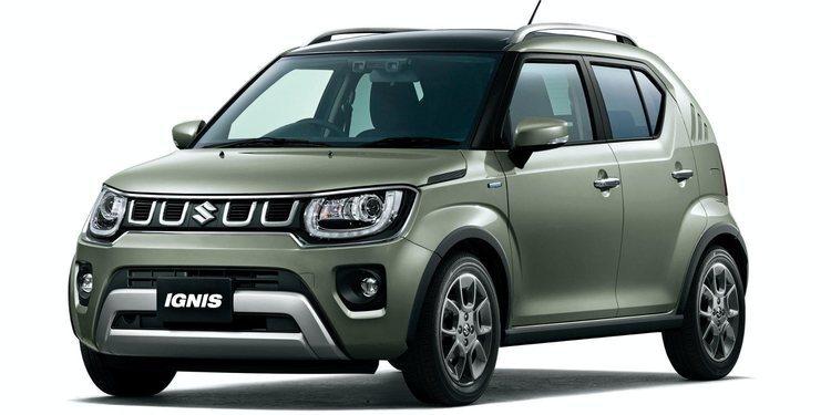 Suzuki Ignis MY 2020
