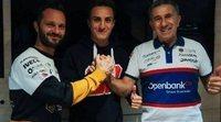 """Stefano Nepa: """"Quiero saborear la satisfacción de subir al podio"""""""