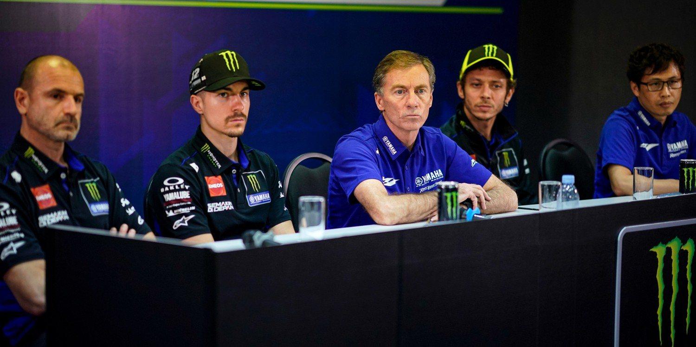 """Valentino Rossi: """"Para mí, Petronas sería la mejor opción"""""""