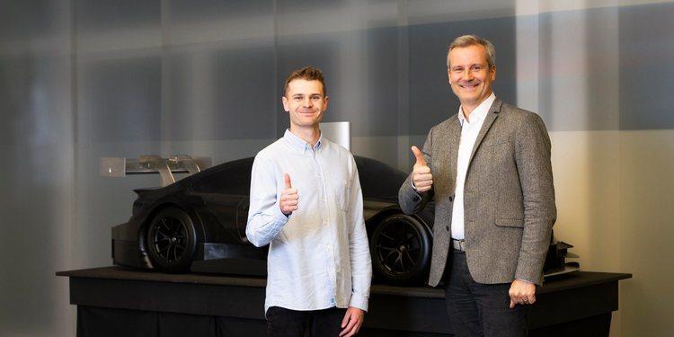 Jonathan Aberdein se incorpora al equipo de BMW DTM para el 2020