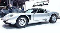 Lamborghini Miura SVJ restaurado