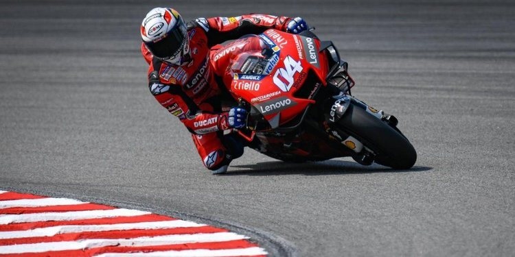 """Andrea Dovizioso: """"Pilotar como lo hacíamos antes ya no funciona"""""""