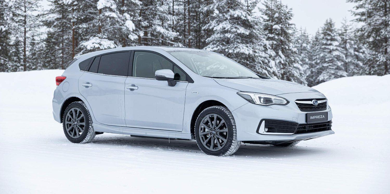 Nuevo Subaru Impreza híbrido