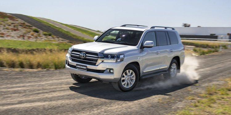 Toyota Land Cruiser Sahara Horizon