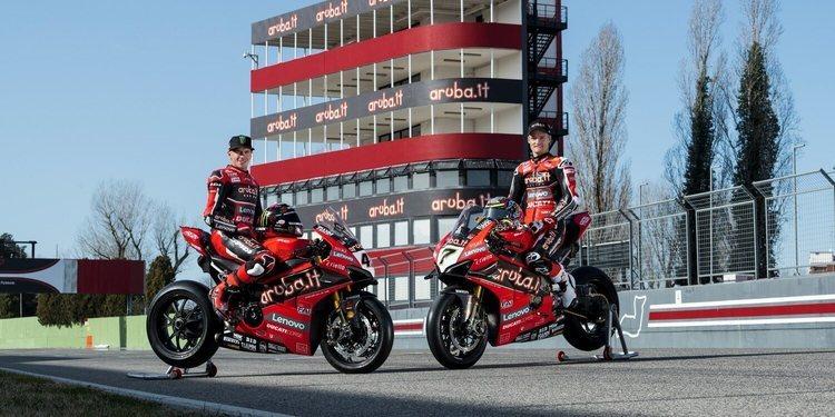Ducati presenta su nueva Superbike en Imola