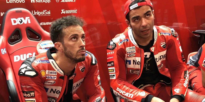 """Dall'Igna sobre fichar a Márquez: """"Nunca se sabe ..."""""""
