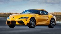 Toyota presentó el modelo GR Supra 2021