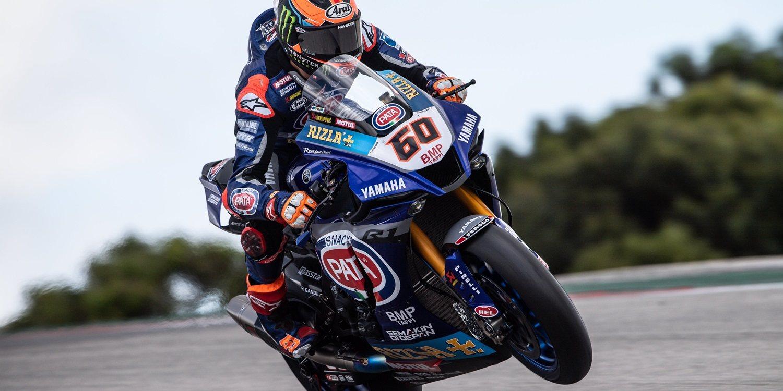 """Michael Van der Mark: """"Esta nueva moto nos permitirá seguramente dar un paso más"""""""