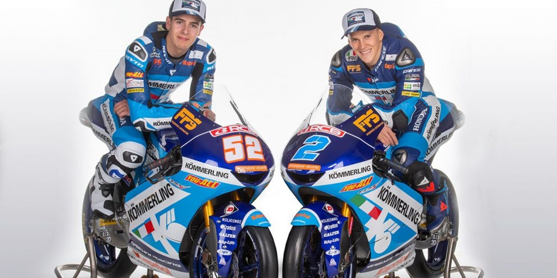 Gresini, a ganar en Moto3